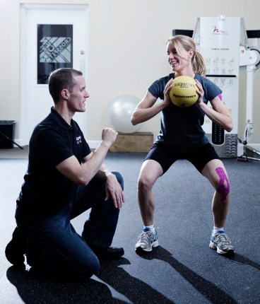 Education and collaboration on form/technique. Physical Therapy + CrossFit