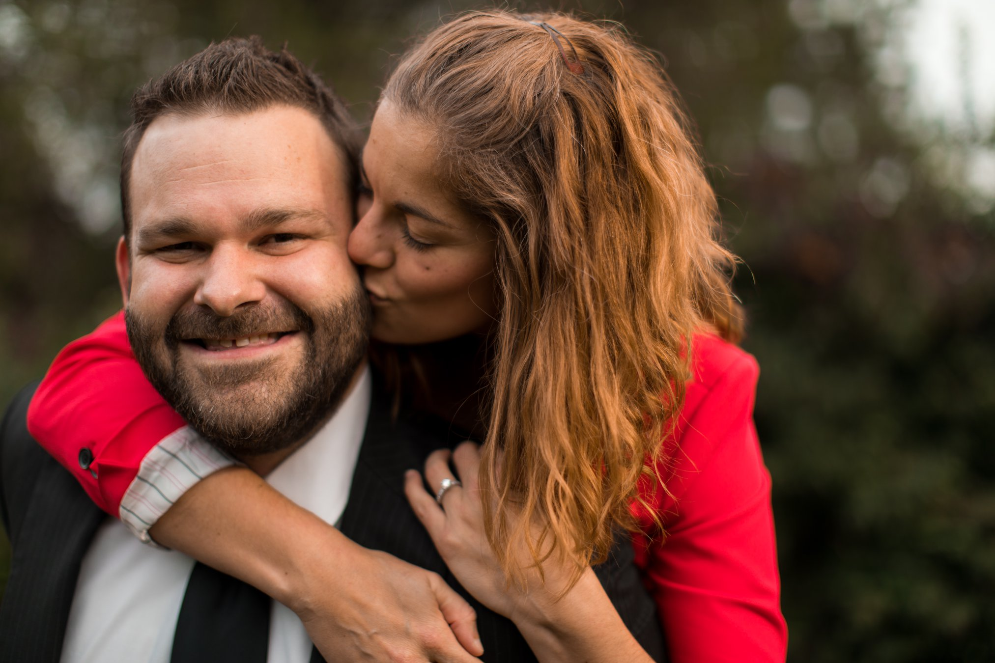 Adam Stultz & Kelly Heck Celebrate their Engagement