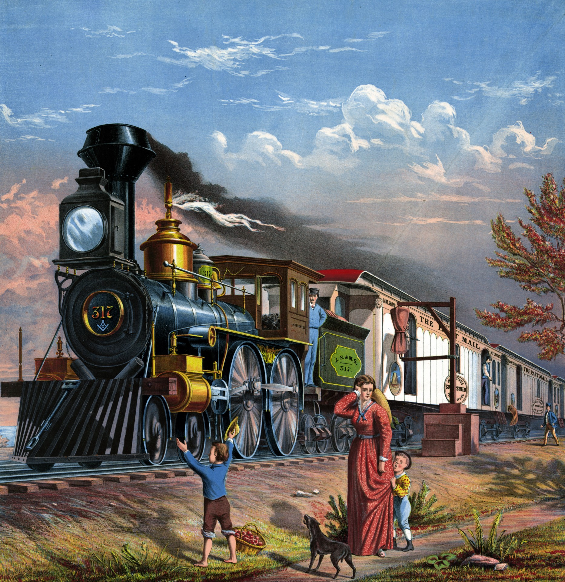mail-train-painting