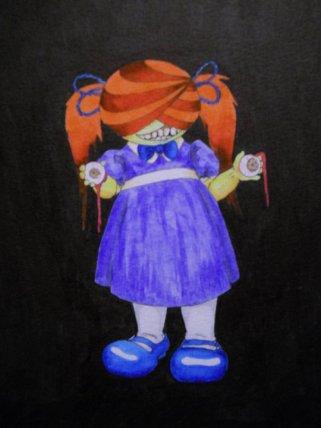 Zombie Lizzie #1 - See No Evil
