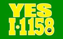Initiative 1158 promotional image, travel colors version.