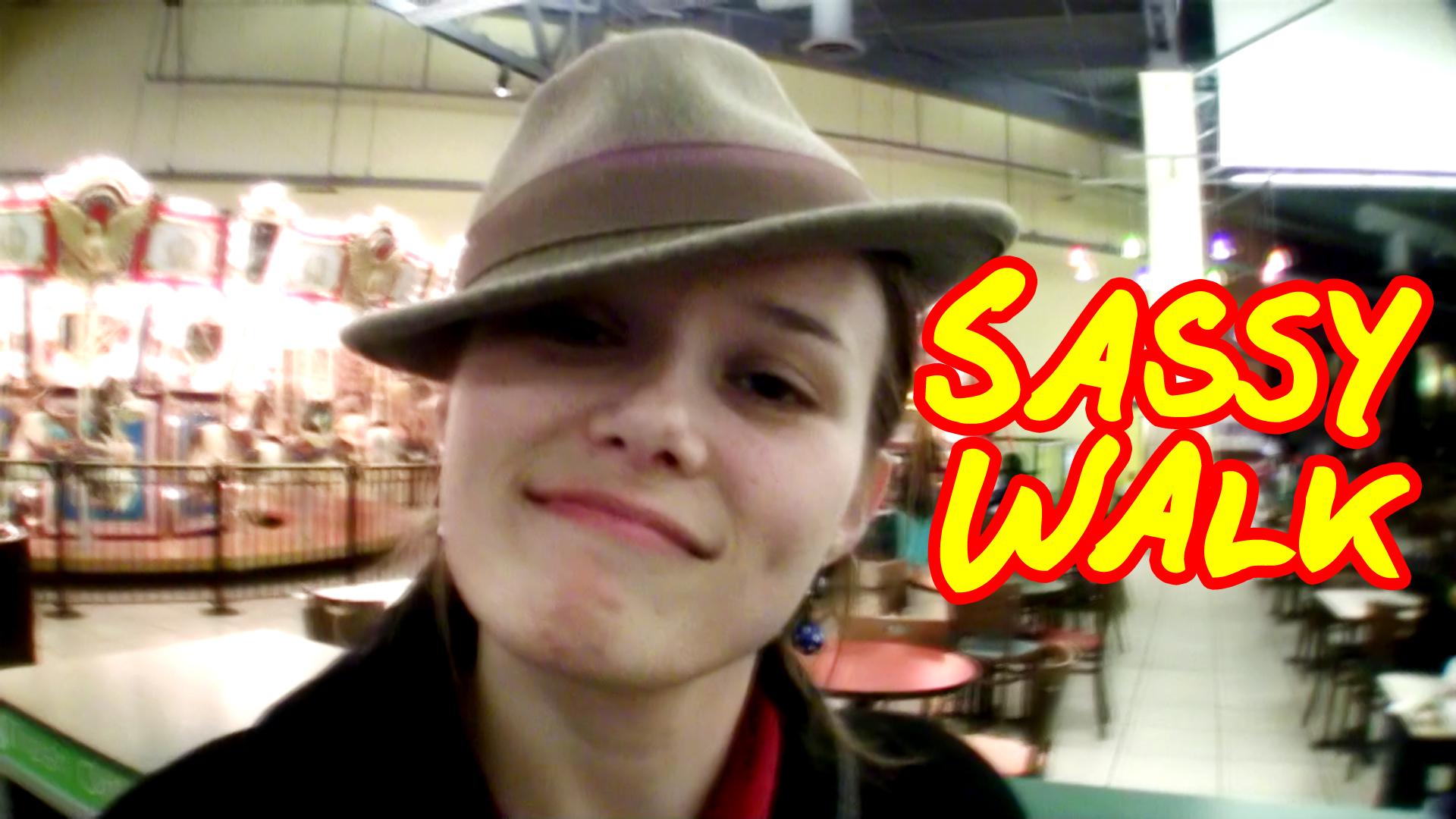 2013-01-08 Sassy Walk