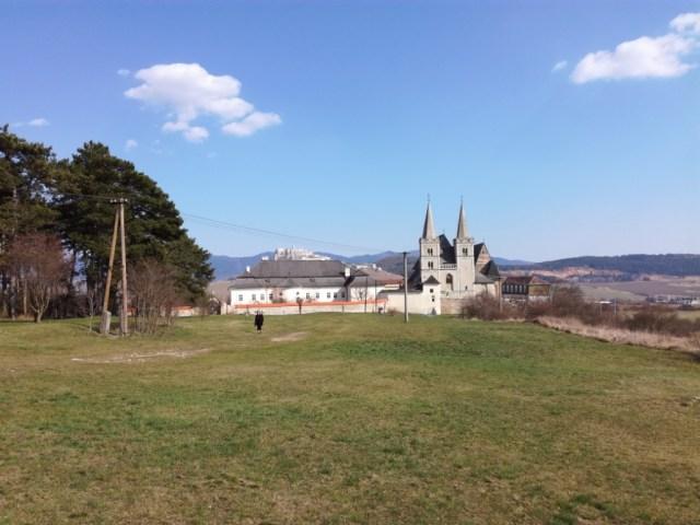 spisska kapitula spissky hrad katedrala svateho martina
