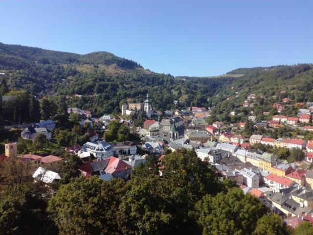 banska stiavnica novy zamok hont slovensko
