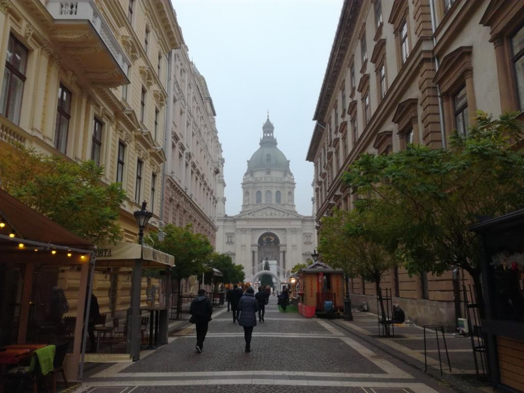 bazilika svateho stefana budapest