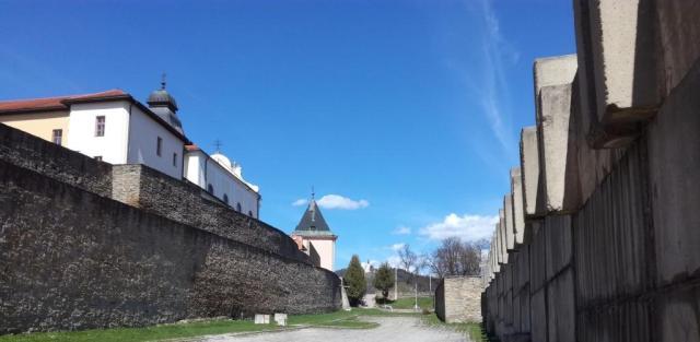 mestske hradby levoca slovensko