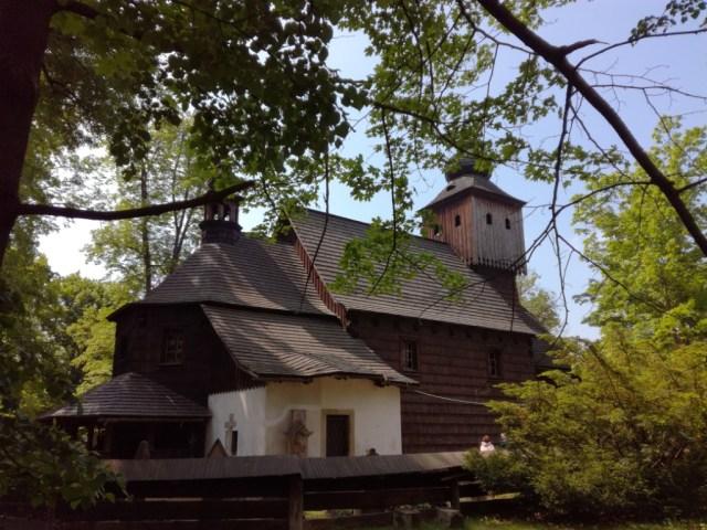 drevene mestecko valasske muzeum v prirode roznov pod radhostem