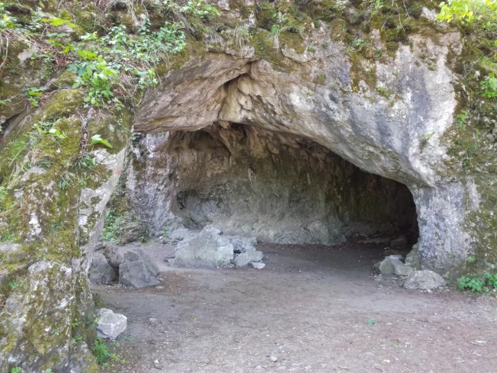 stramberk jaskyna sipka narodny sad