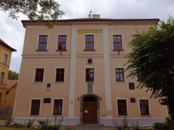evanjelicke lyceum kezmarok spis slovensko
