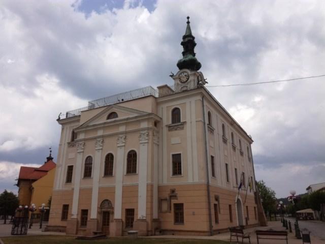 radnica kezmarok spis slovensko
