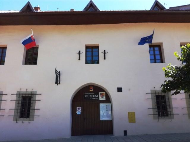 podtatranske muzeum poprad spisska sobota