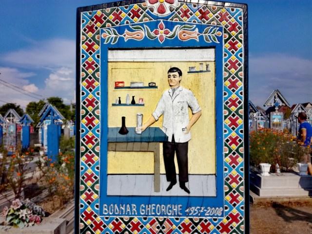 vesely cintorin sapanta maramures rumunsko