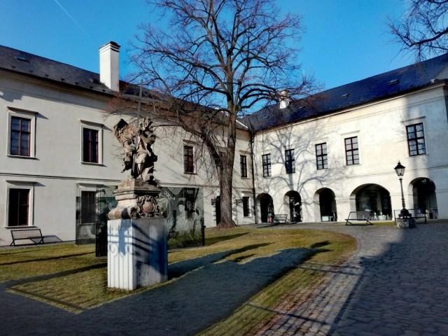 olomouc stredna morava cesko arcidiecezne muzeum olomoucky premyslovsky hrad