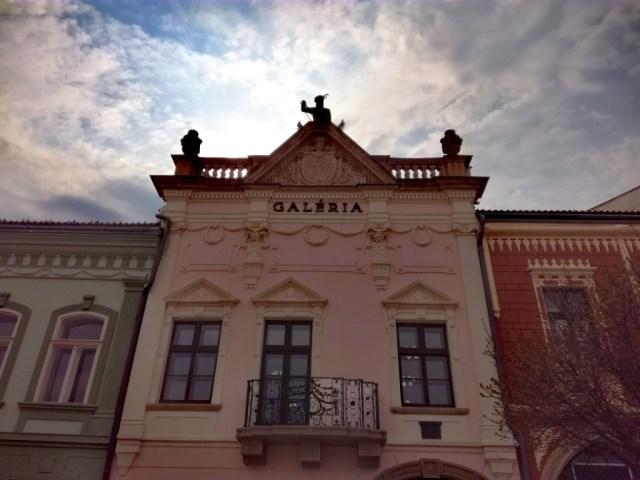 presov saris severovychod slovenska sarisska galeria