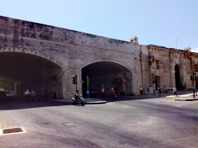 iraklio iraklion heraklion kreta grecko jezisova brana benatske opevnenie