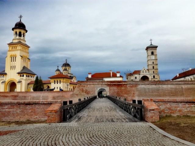alba iulia transylvania transilvania sedmohradsko rumunsko romania