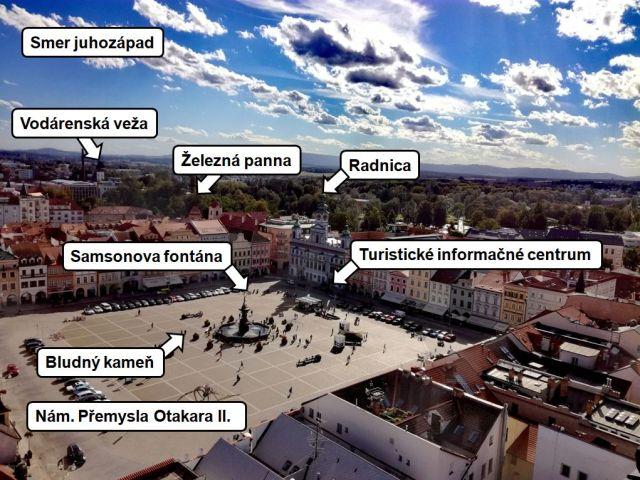 ceske budejovice budejovicko jizni cechy jihocesky kraj cesko cerna vez