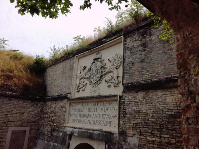 ferdinandova brana stara pevnost komarno podunajsko nitriansky kraj slovensko