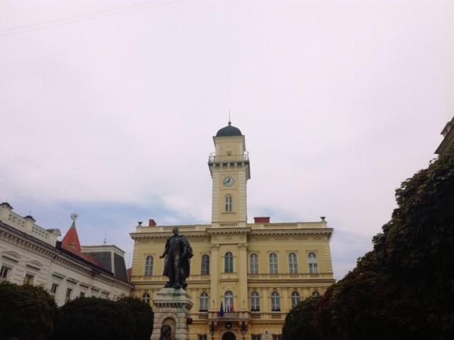 radnica komarno podunajsko nitriansky kraj slovensko