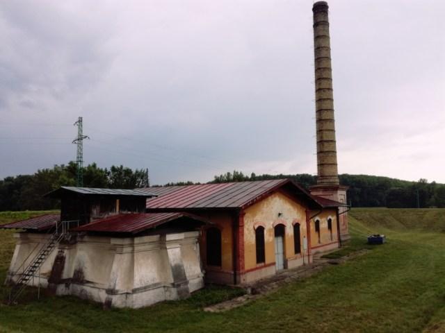 parna precerpavacia stanica patince podunajsko komarno nitriansky kraj slovensko
