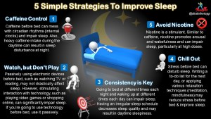 5 Easy Ways to Improve Sleep