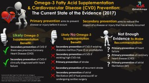 Fish Oil Supplementation and Cardiovascular Disease (CVD) Prevention: Does it Work?