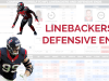 NFL Combine and Game Performance Comparison Tool: Linebackers and Defensive Ends