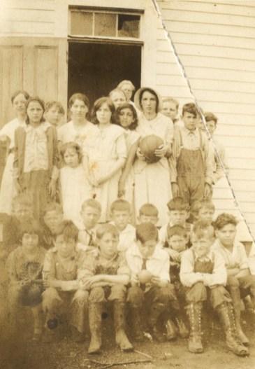 Acre Lake School (circa 1933)