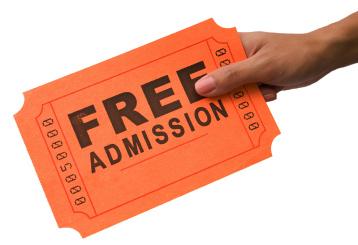 free-admission