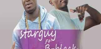 Staguy feat B-black dans le nouveau morceau To Night
