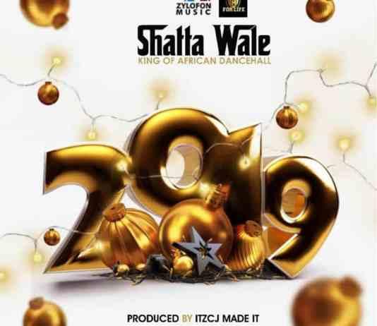 Shatta Wale dans le nouveau morceau 2019