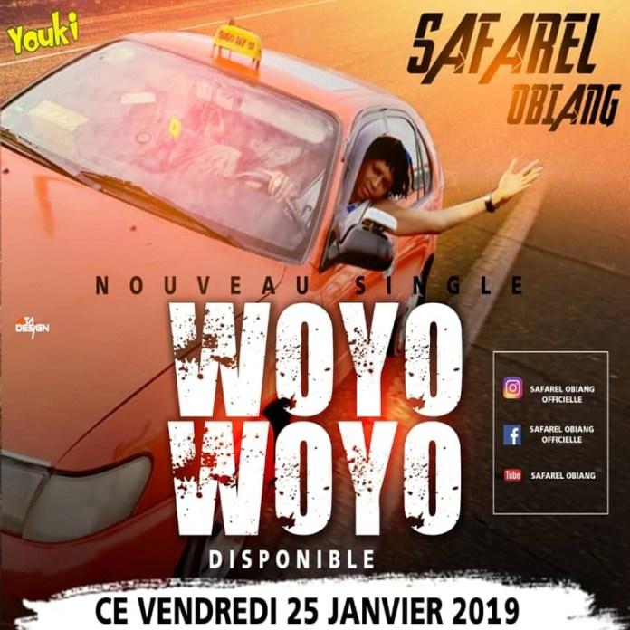 Safarel Obiang - Woyo Woyo