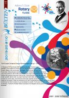 Adana 5 Ocak Rotary Kulübü 2019-20 Bülten – 10
