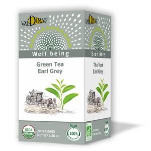 תה ירוק ארל גריי