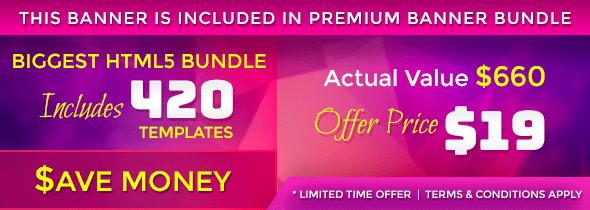 Premium Banner Bundle
