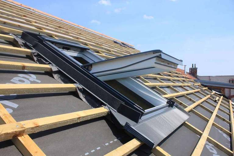 Velux Windows Installations By A. Dansie Roofing Ltd in A. Dansie Roofing - Fascias and Soffits repairs and installations Horley Crawley Reigate Redhill Dorking Horsham, London Smallfield Leatherhead Oxted East Grinstead