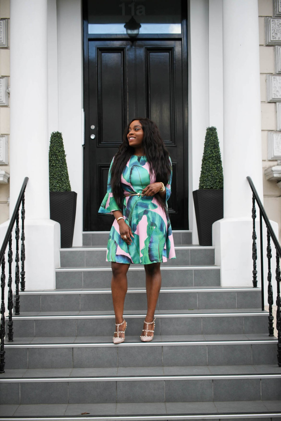 Adaora soludo summer dress and 10 fun facts about me
