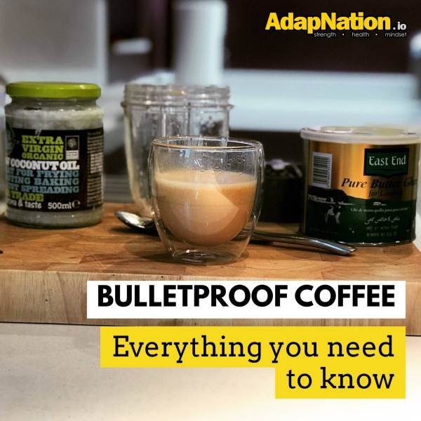 Bulletproof Coffee - Everything you need to know
