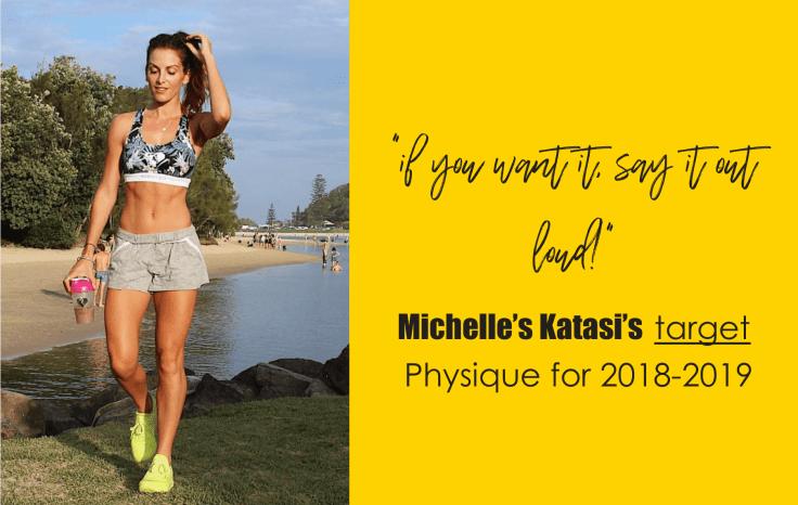 Michelle Katasi - 2018 Target