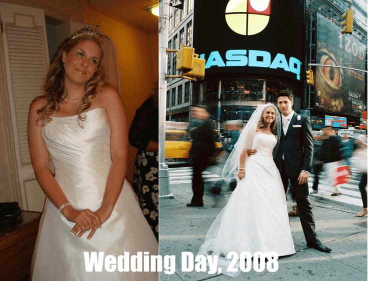 Michelle Katasi - Wedding Day