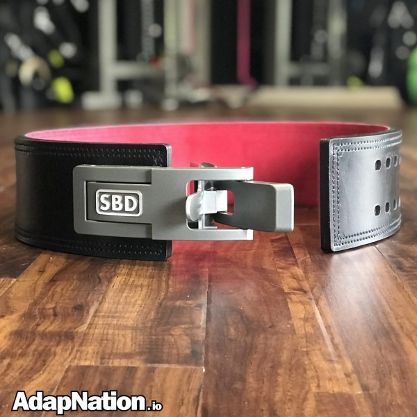 SBD Weightlifting Belt