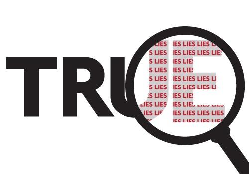 Lies hidden in Truths