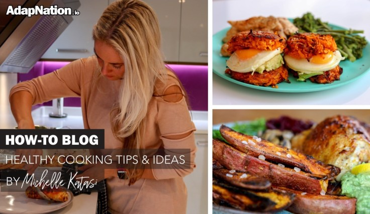 How-To Blog - Healthy Cooking Tips & Ideas