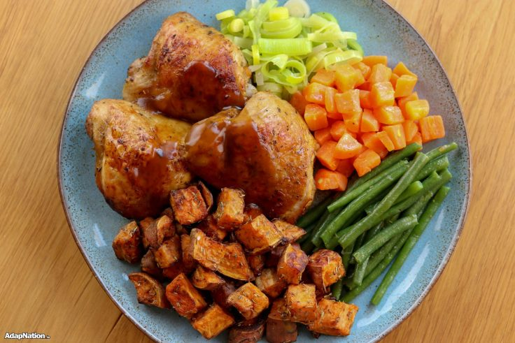 Chicken & SP Mini Roasties