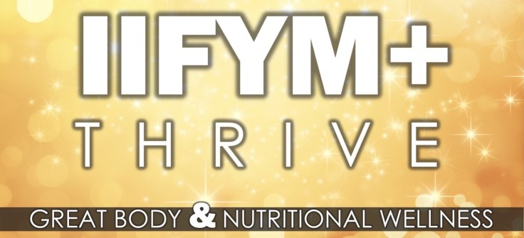 AdapNation IIFYM+ Thrive Gold (non-feature)