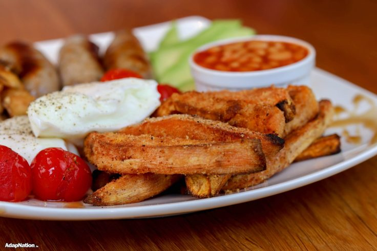 The BEST British Fry Up Ever! - IIFYM+ Thrive inspired p3