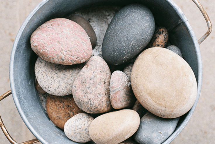 BIG ROCKS: Deal with these first, and all else falls into place
