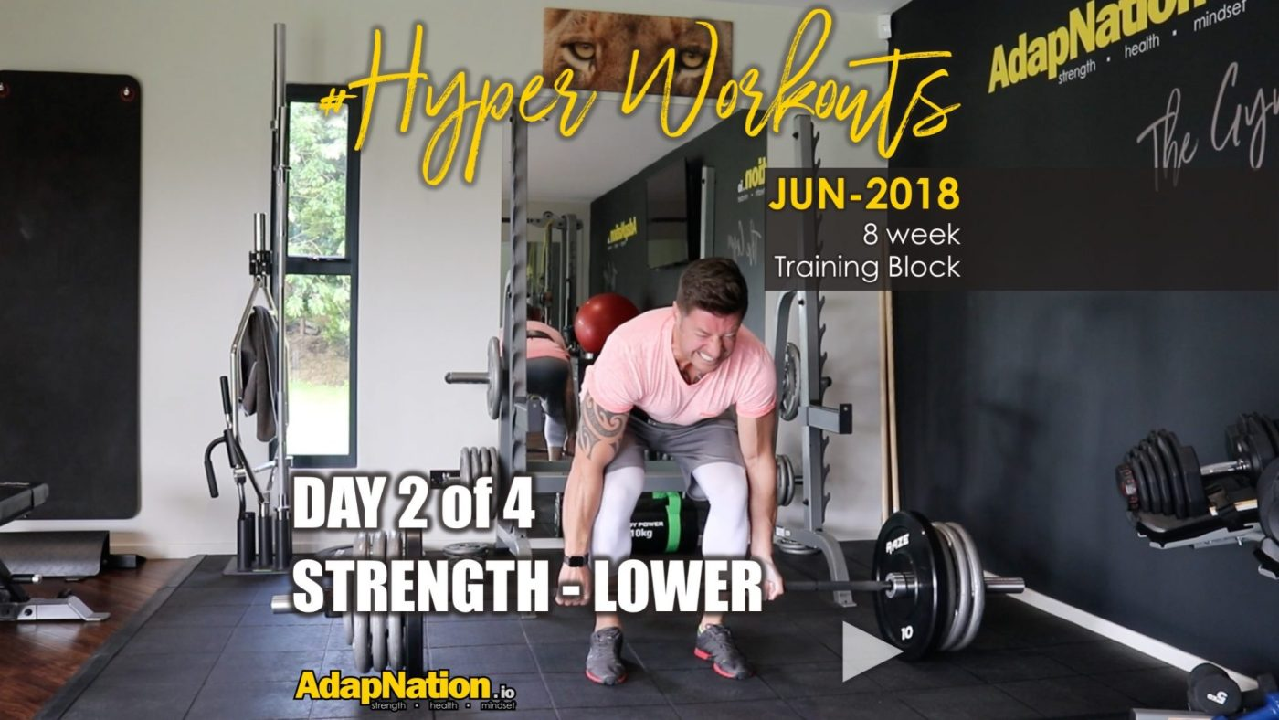 JUN-18 #HyperWorkouts Day 2 FEATURE
