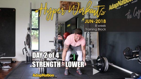 JUN-18 #HyperWorkouts Day 2 FEATURE