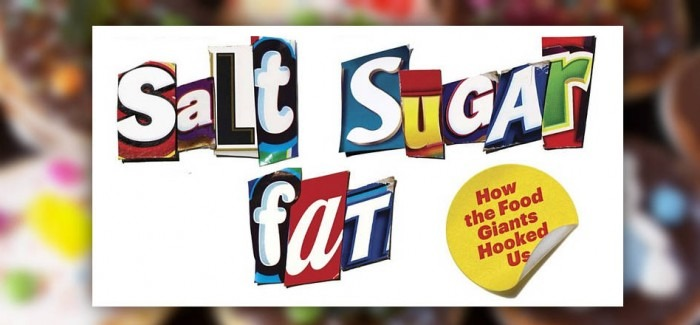Salt Sugar Fat Book